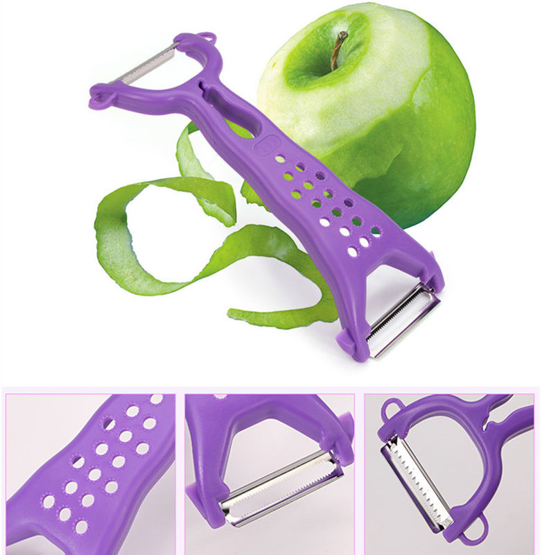 Multifunctional Kitchen Cooking Knives Set Vegetables Cutter Slicer Planer Cutter Sharp
